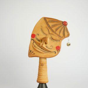 Töpferei Drehwurm Sonnenanbeter