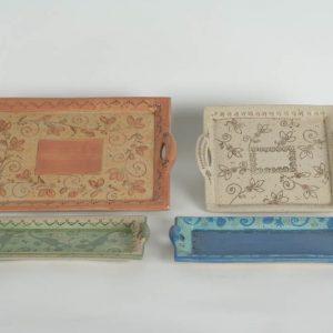 Servierplatten